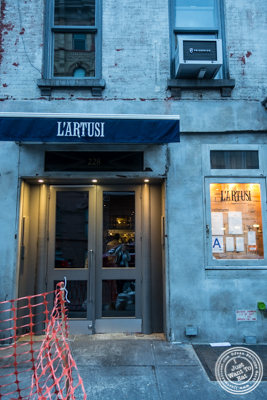 L'Artusi, Italian Restaurant in the West Village, NYC, New York
