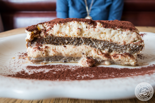 Tiramisu at at Bar Primi in NYC, New York