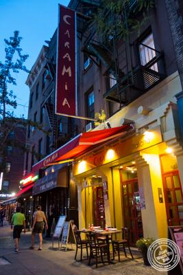Cara Mia, Italian restaurant in Hell's Kitchen