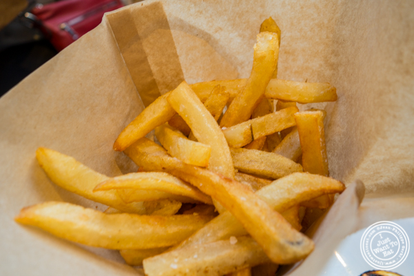 French fries at The Harold in NYC, New York