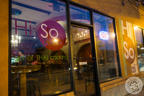 Hi-So Thai in Weehawken, NJ