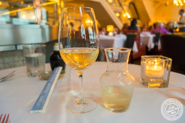 Riesling at Blue Water Grill in NYC, New York