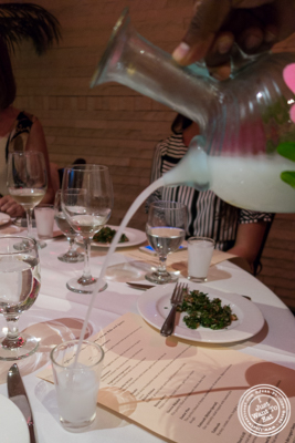 Arak at Byblos, Lebanese restaurant in NYC, New York