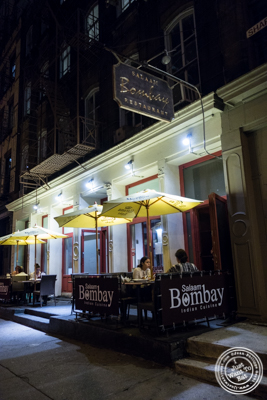 Saalam Bombay, Indian restaurant in TriBeCa, NYC, New York