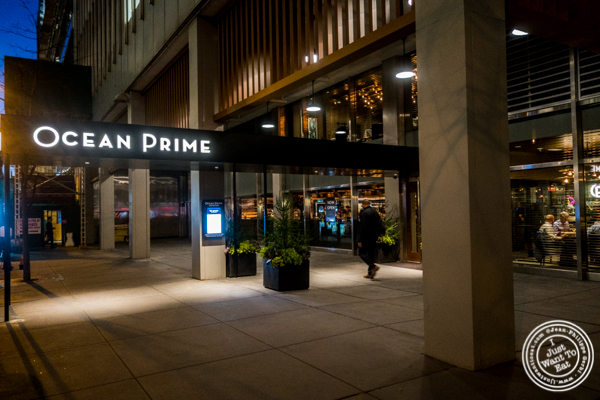 Ocean Prime in NYC, New York