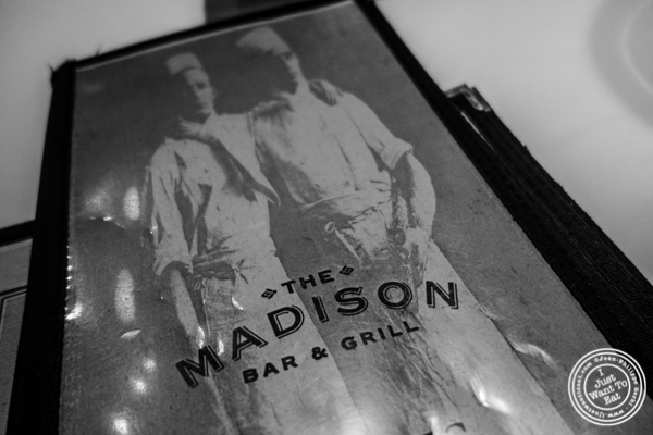 The Madison Bar and Grill in Hoboken, NJ