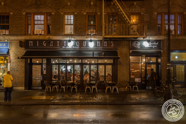 Mighty Quinn's BBQ in NYC, New York