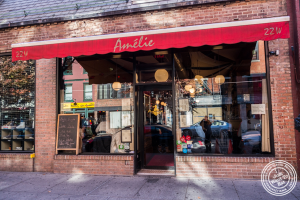 Amelie Wine Bar in NYC, New York