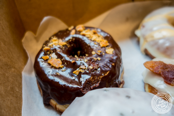The Costanza at The Doughnut Project in NYC, New York