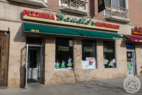 Gaudio's, Pizzeria and Restaurant in Astoria, Queens