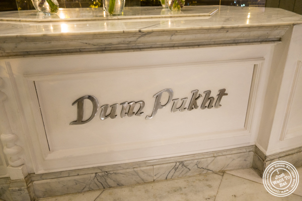 Dum Pukht at The ITC Maurya Hotel in Delhi, India