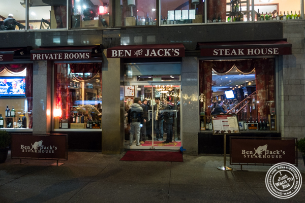 Ben and Jack's Steakhouse in NYC, NY