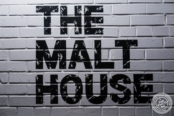 The Malt House in Greenwich Village