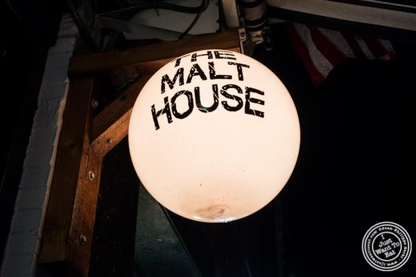 The Malt House in Greenwich Village