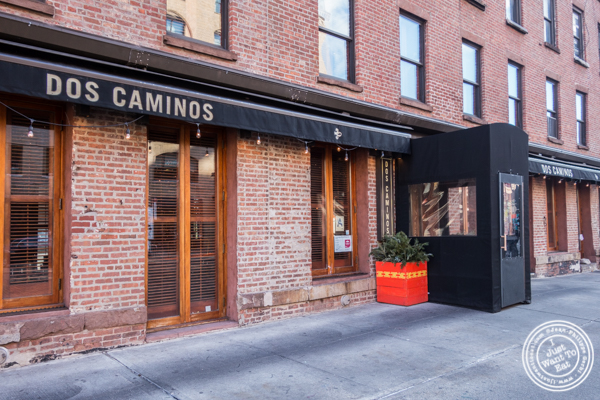 Dos Caminos Meat Packing District in NYC, New York