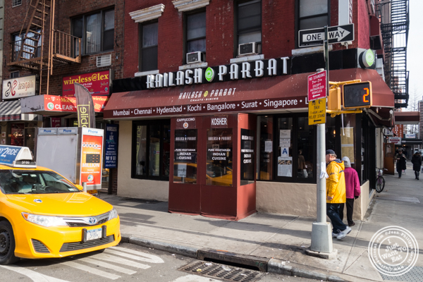 Kailash Parbat in Curry Hill, NYC, New York