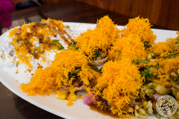 Khette Metthe Aloo at Kailash Parbat in Curry Hill, NYC, New York