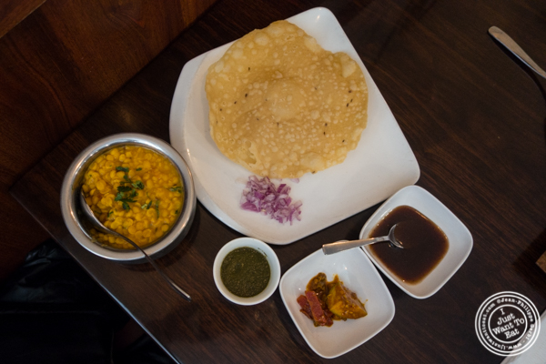 Dal Pakwan at Kailash Parbat in Curry Hill, NYC, New York
