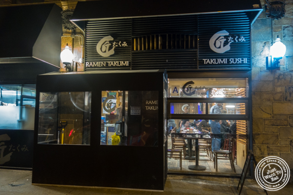 Ramen Takumi Greenwich Village, NYC, NY