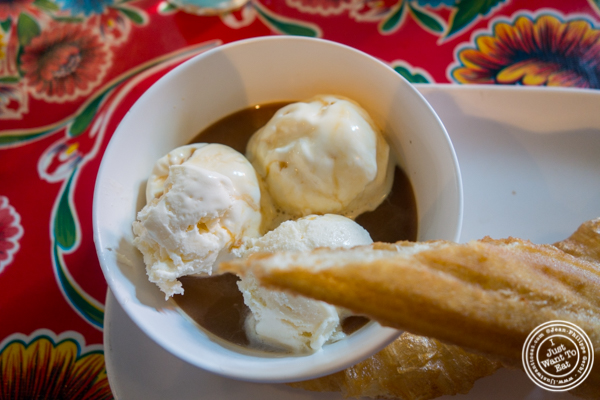 Affogato at Pok, Pok in Brooklyn, NY