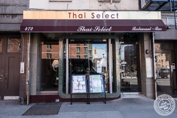 Thai Select in Hell's Kitchen, NYC, New York