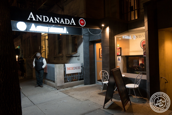 Andanada 141 in NYC, New York