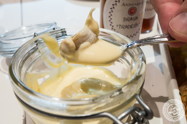 Aioli at Andanada 141 in NYC, New York
