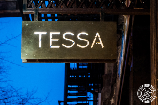 TESSA, Upper West Side, NYC, New York