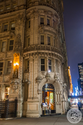 Alwyn Court Building, Petrossian in NYC, New York