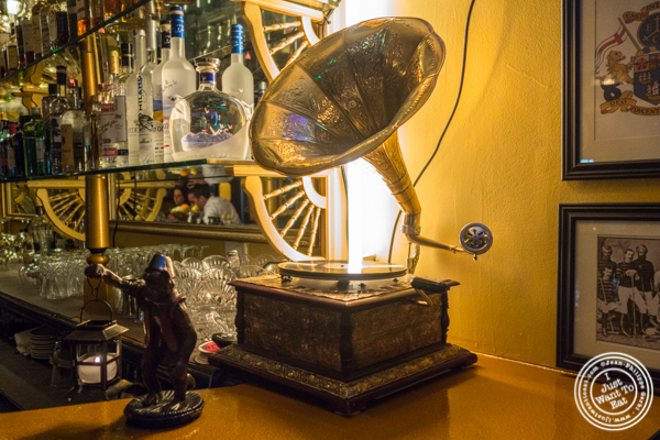 Gramophone at The Royal Munkey in NYC, New York