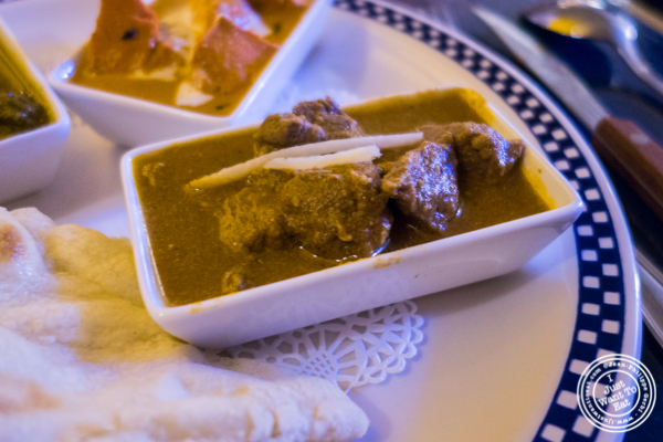 Lamb Roghan Josh at The Royal Munkey in NYC, New York