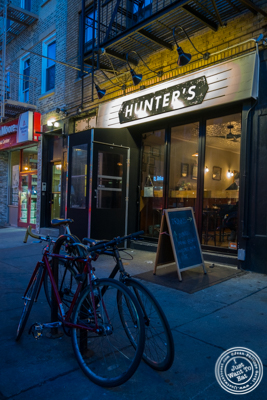 Hunter's in Brooklyn, NY