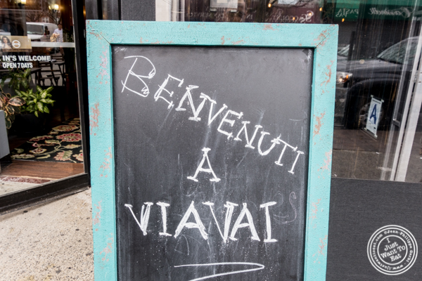 Via Vai in Astoria, Queens