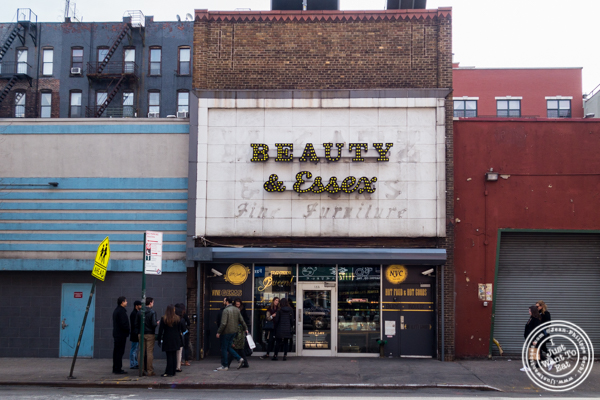 Beauty and Essex in The Lower East Side