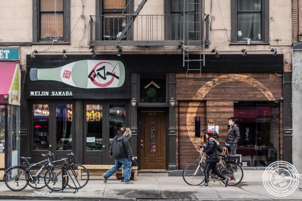 MeiJin Ramen in the Upper East Side, NYC