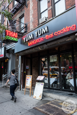 Yum Yum BangKok, Thai Restaurant in Hell's Kitchen