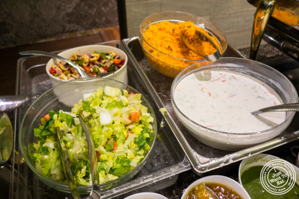 Fixing at Utsav, Indian restaurant Midtown Manhattan