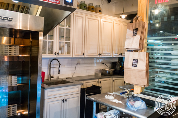 Kitchen at Roast Homestyle Chicken in East Harlem, NYC