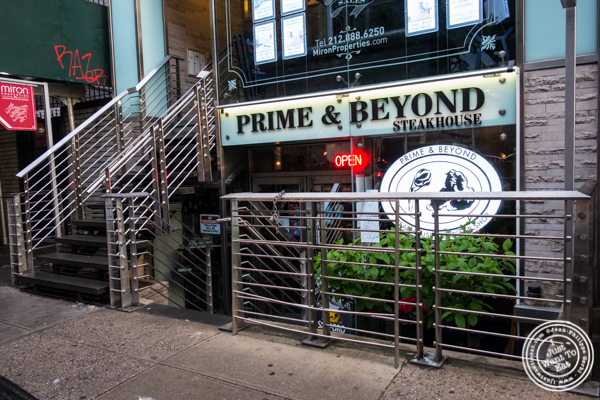 Prime and Beyond, Korean steakhouse in New York