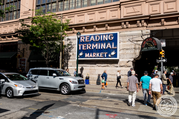 The Reading Market in Philadelphia, PA