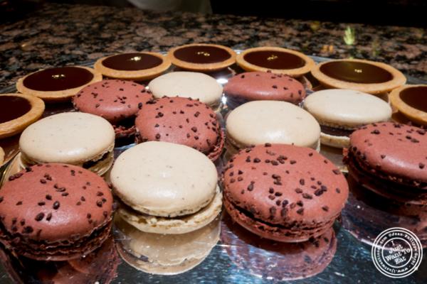 Macarons from La Maison Du Chocolat