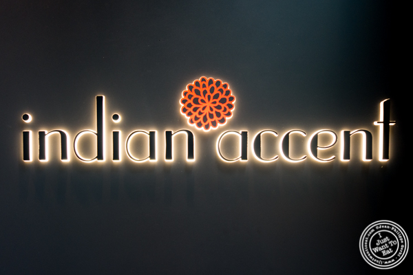 Indian Accent at The Parker Meridien, NYC