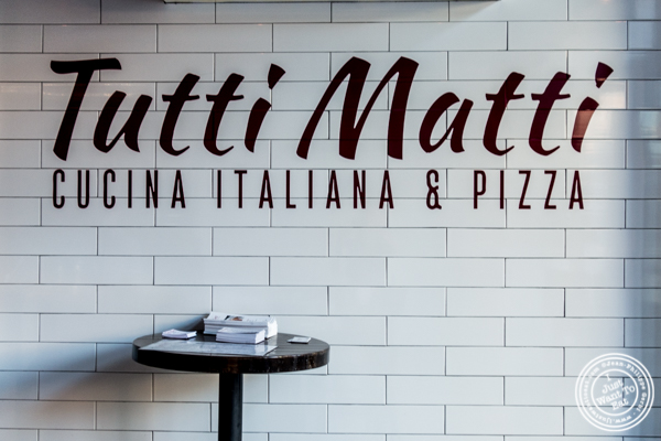 Tutti Matti in Long Island City, Queens