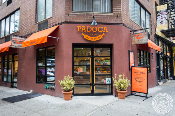 Padoca on the Upper East Side, NYC
