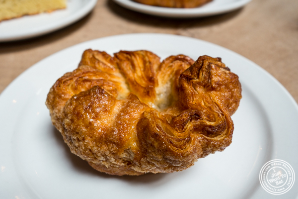 Kouign Aman at Sightglass Coffee in San Francisco, CA