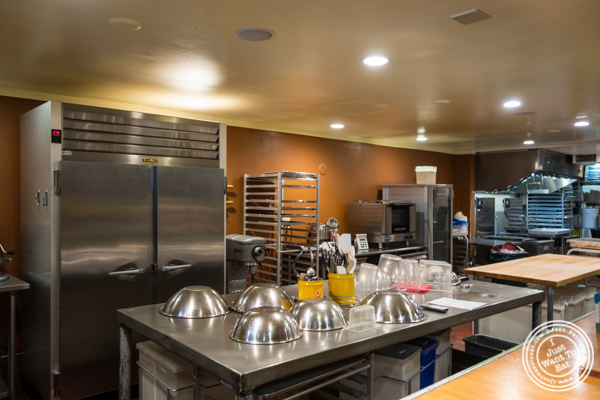 Kitchen at Dynamo Donut + Coffee in San Francisco, CA