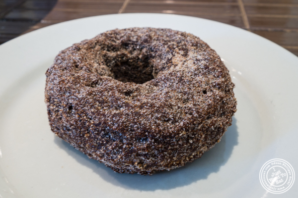 Spiced chocolate at Dynamo Donut + Coffee in San Francisco, CA