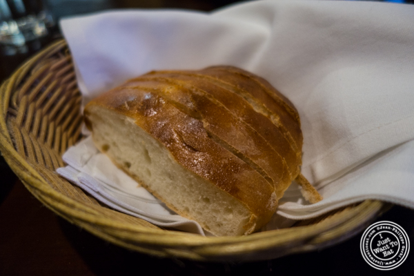 Bread at SOMA in South Market, San Francisco, CA