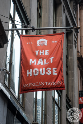 The Malt House FiDi in NYC, NY