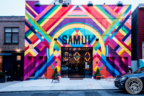 Samui in Fort Greene, Brooklyn